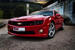 Chevrolet Camaro by KW 2009 года