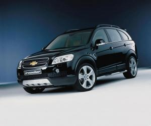 2009 Chevrolet Captiva by Irmscher