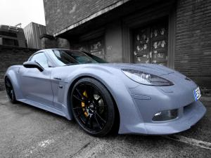 2009 Chevrolet Corvette BlackforceOne by Loma Performance