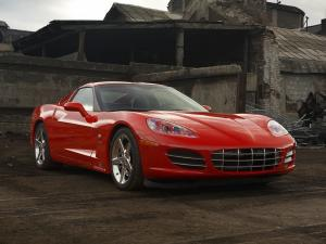 Chevrolet Corvette C6 Coupe by Innotech 2009 года