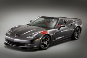 Chevrolet Corvette Grand Sport Heritage Package Convertible 2009 года