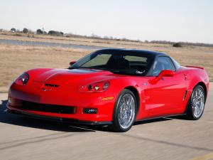 2009 Chevrolet Corvette ZR700 by Hennessey