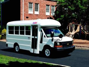 Chevrolet Express Minotour MyBus by Thomas
