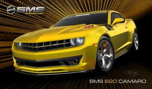 2010 Chevrolet Camaro 620 by SMS