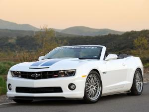 Chevrolet Camaro HPE600 Convertible by Hennessey 2010 года