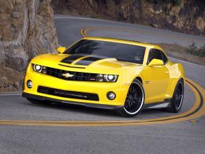 2010 Chevrolet Camaro HPE650 by Hennessey