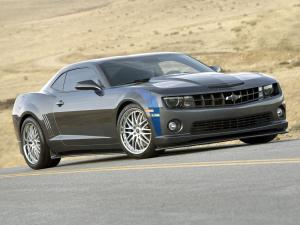 Chevrolet Camaro HPE700 LS9 by Hennessey 2010 года