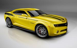2010 Chevrolet Camaro Limited Edition HPE550 by Hennessey