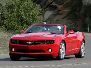 2010 Chevrolet Camaro RS Convertible