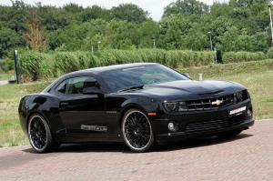 Chevrolet Camaro SS by GeigerCars 2010 года