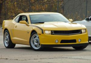 2010 Chevrolet Camaro by HPP