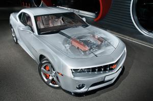 Chevrolet Camaro by Vilner 2010 года