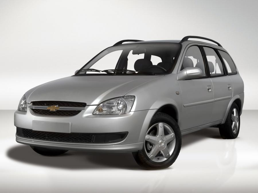 2010 Chevrolet Classic Station Wagon