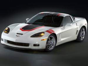 2010 Chevrolet Corvette Grand Sport Coupe NCM 15th Anniversary