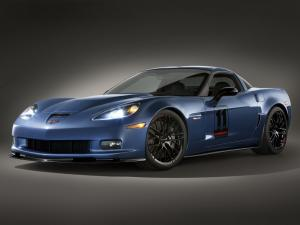 Chevrolet Corvette Z06 Carbon 2010 года
