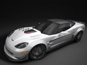2010 Chevrolet Corvette ZR1 Z700 by Hennessey