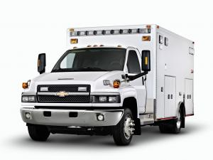 Chevrolet Express C4500 Ambulance