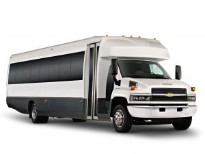 Chevrolet Express C4500 Cutaway Shuttle Bus
