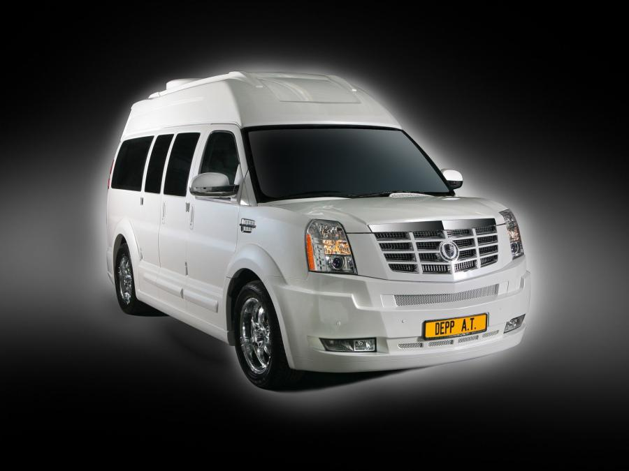 2010 Chevrolet Express Platinum by Depp AT