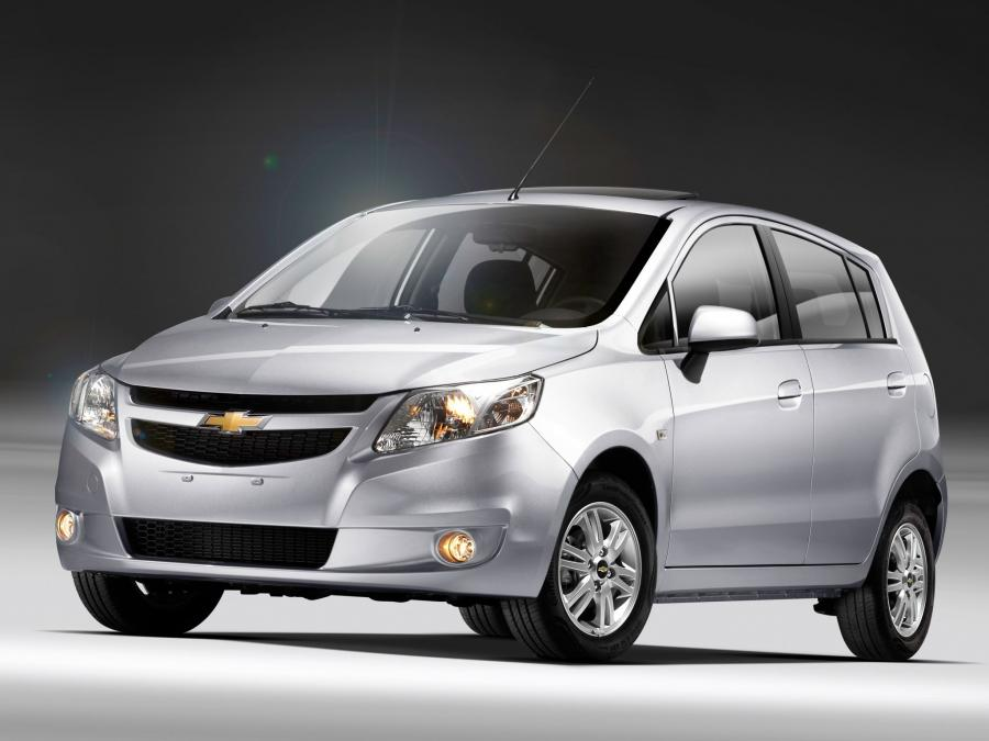Chevrolet Sail Hatchback '2010