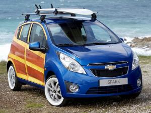 2010 Chevrolet Spark Woody Wagon Concept