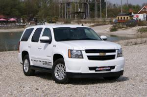 Chevrolet Tahoe Hybrid by GeigerCars 2010 года