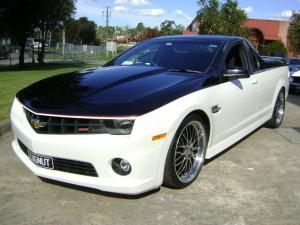 Chevrolet Camaro Conversion Holden Commodore SS Ute 2011 года