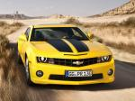 Chevrolet Camaro Coupe 2011 года (EU)