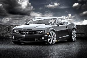 2011 Chevrolet Camaro SS Black Cat by Speed Box
