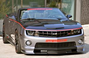 2011 Chevrolet Camaro SS Supercharged 568 Convertible by GeigerCars