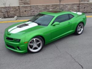 2011 Chevrolet Camaro SS Supercharged by Lingenfelter