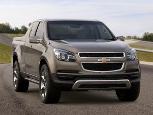 Chevrolet Colorado Concept 2011 года