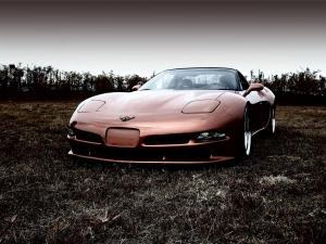 Chevrolet Corvette C5 Wide Body by Wittera 2011 года