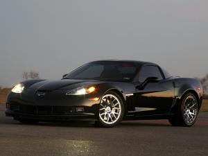 2011 Chevrolet Corvette Grand Sport by Hennessey