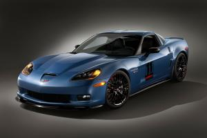 2011 Chevrolet Corvette Z06 Carbon Limited Edition