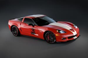 2011 Chevrolet Corvette Z06 Ron Fellows Hall of Fame Tribute Concept