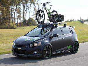 Chevrolet Sonic All Activity Vehicle Concept 2011 года