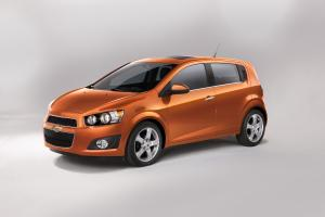 2011 Chevrolet Sonic Hatchback