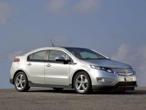 Chevrolet Volt (UK) '2011