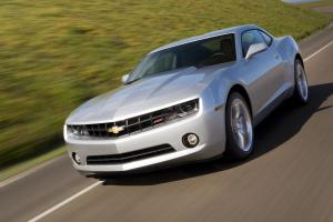 Chevrolet Camaro LT with RS Appearance Package 2012 года
