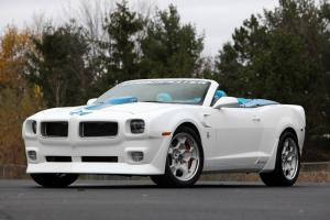 2012 Chevrolet Camaro LTA Convertible by Lingenfelter