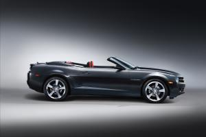 Chevrolet Camaro RS Convertible 2012 года