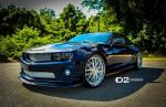 Chevrolet Camaro SS FMS-01 by D2Forged 2012 года