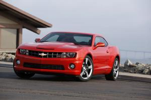 Chevrolet Camaro SS with RS Appearance Package 2012 года