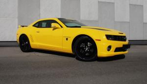 2012 Chevrolet Camaro Transformer Edition by O.CT Tuning