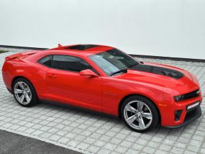 Chevrolet Camaro ZL1 by GeigerCars 2012 года