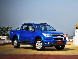 Chevrolet Colorado Z71 Double Cab 2012 года (TH)
