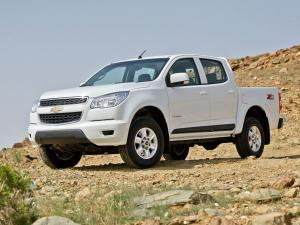 Chevrolet Colorado Z71 Double Cab 2012 года