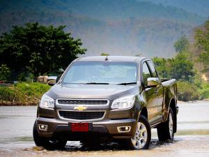 2012 Chevrolet Colorado Z71 Extended Cab