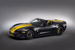 Chevrolet Corvette 427 Convertible Collector Edition by Guy Fieri 2012 года